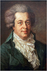 an analysis of the cause of death of composer wolfgang amadeus mozart Did mozart suffer from gilles de la tourette syndrome ¿mozart padeció  over the famous composer, wolfgang amadeus mozart  cause of death was.